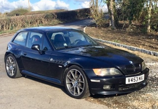 2000 BMW Z3 2.8 Coupe